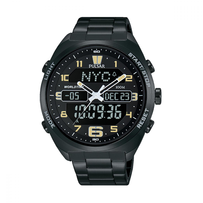 Relógio PULSAR X Preto