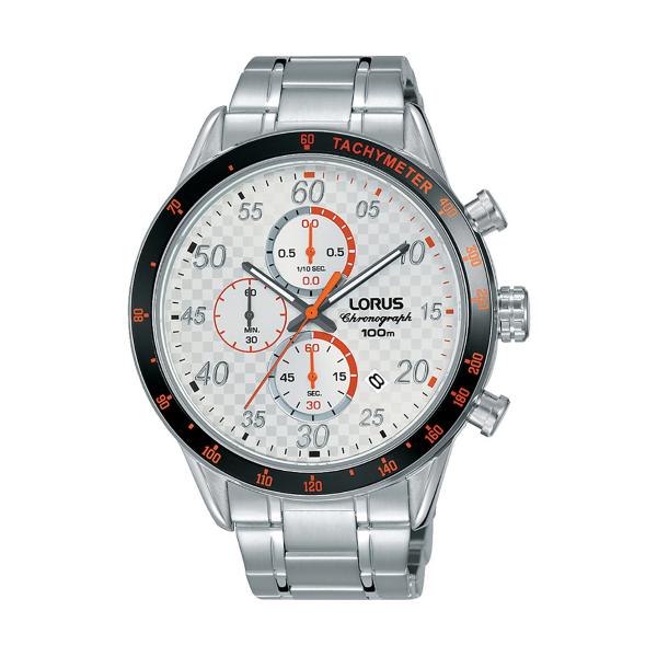 Relógio LORUS Sport Man Prateado RM335EX9