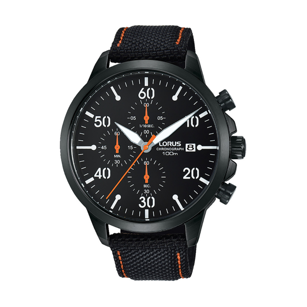 Relógio LORUS Sport Man Preto RM347EX9