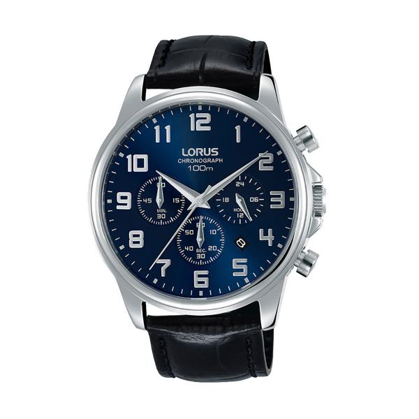 Relógio LORUS Classic Man Preto RT335GX8