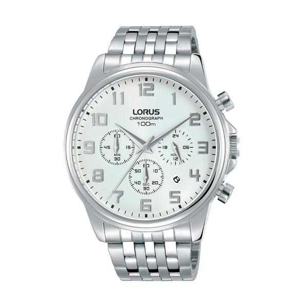 Relógio LORUS Classic Man Prateado RT337GX9