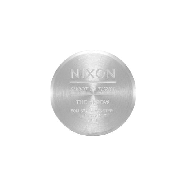 Relógio NIXON Arrow Prateado A1090-2877