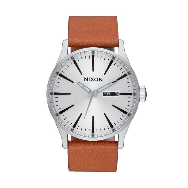 Relógio NIXON Sentry Castanho A105-2853