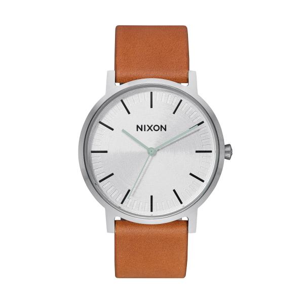 Relógio NIXON Porter Castanho A1058-2853