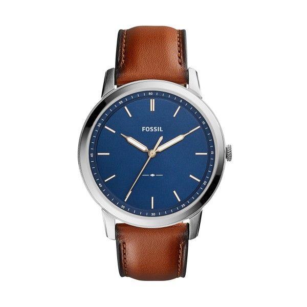 Relógio FOSSIL The Minimalist 3H Castanho FS5304