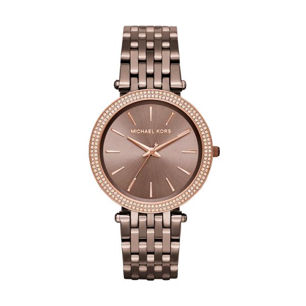 Relógio MICHAEL KORS  Darcy Castanho MK3416