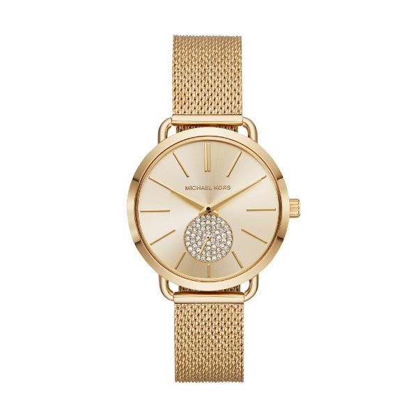 Relógio MICHAEL KORS Portia Dourado MK3844