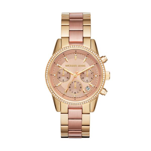 Relógio MICHAEL KORS  Ritz Bicolor MK6475