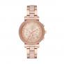 Relógio MICHAEL KORS Sofie Ouro rosa
