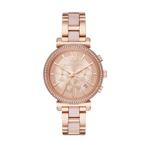 Relógio MICHAEL KORS Sofie Ouro rosa MK6560