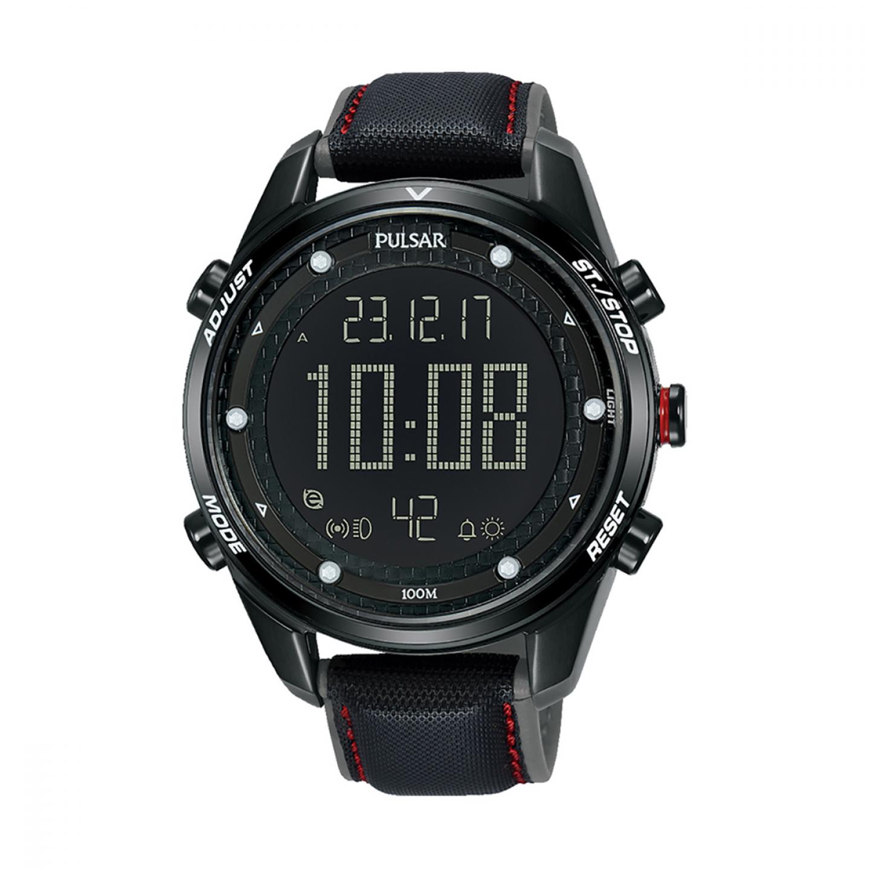 Relógio PULSAR Active Preto