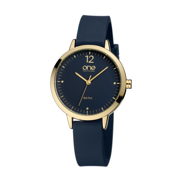 Relógio ONE COLORS Nuance Azul OM1845AA81T