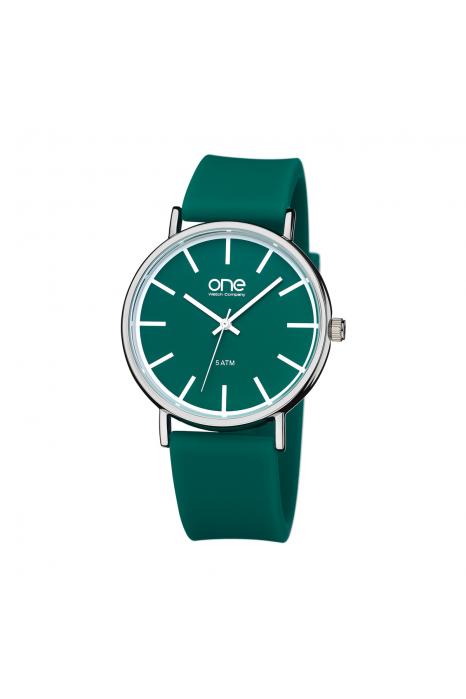 Relógio ONE COLORS Pale Verde