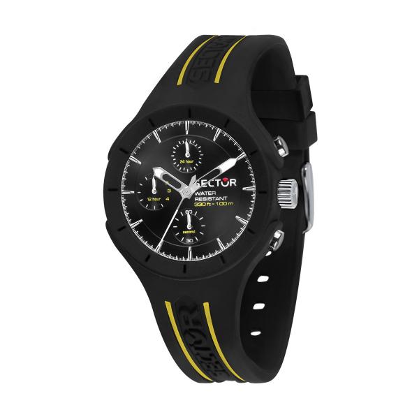 0c52653507b Relógio SECTOR Speed 41 Preto R3251514004 ...