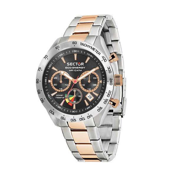 Relógio SECTOR 695 Bicolor R3273613001