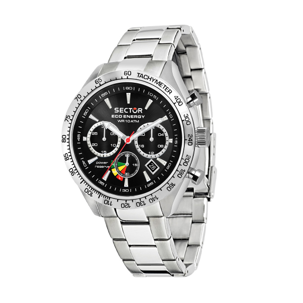 Relógio SECTOR 695 Prateado R3273613002