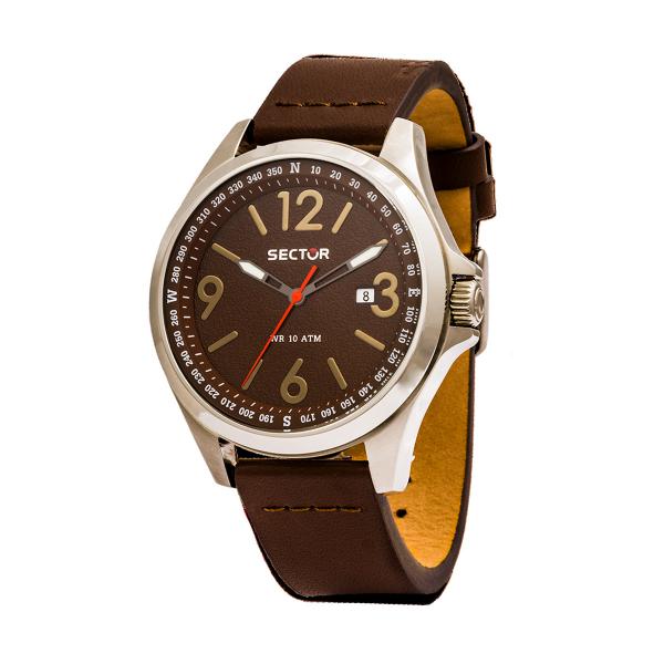 Relógio SECTOR 180 Castanho R32511800201