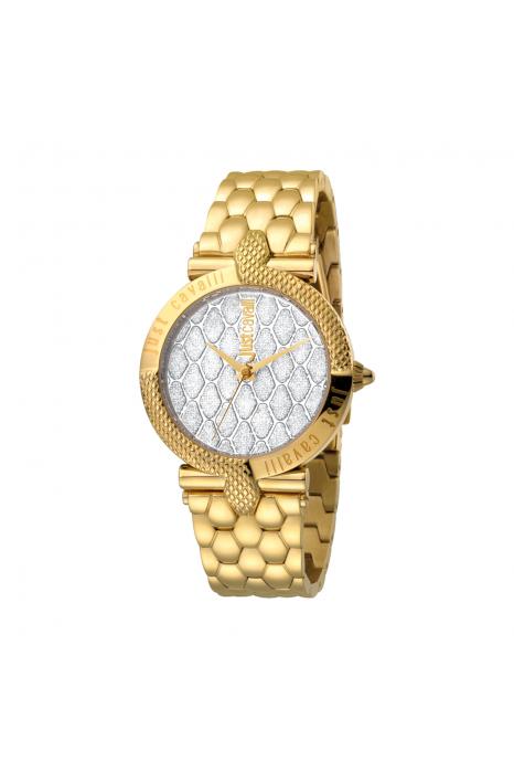 Relógio JUST CAVALLI  Carattere Dourado