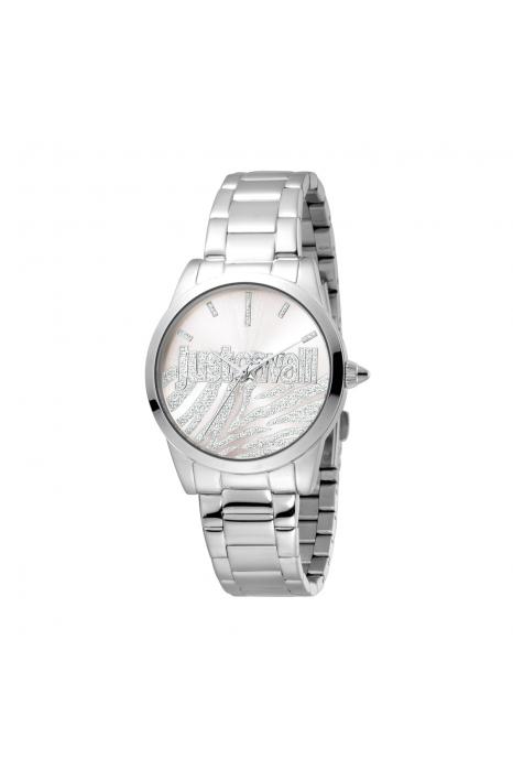 Relógio JUST CAVALLI Firma Prateado