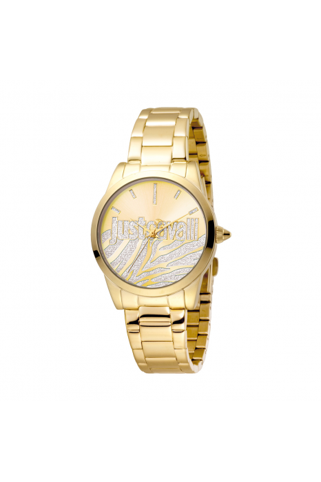 Relógio JUST CAVALLI Firma Dourado