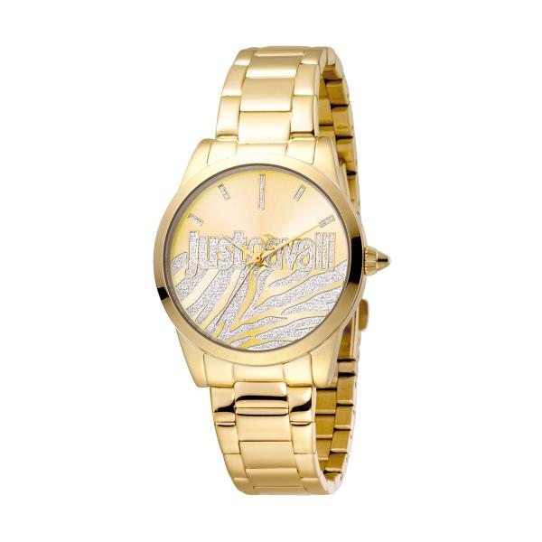 Relógio JUST CAVALLI Firma Dourado JC1L069M0025