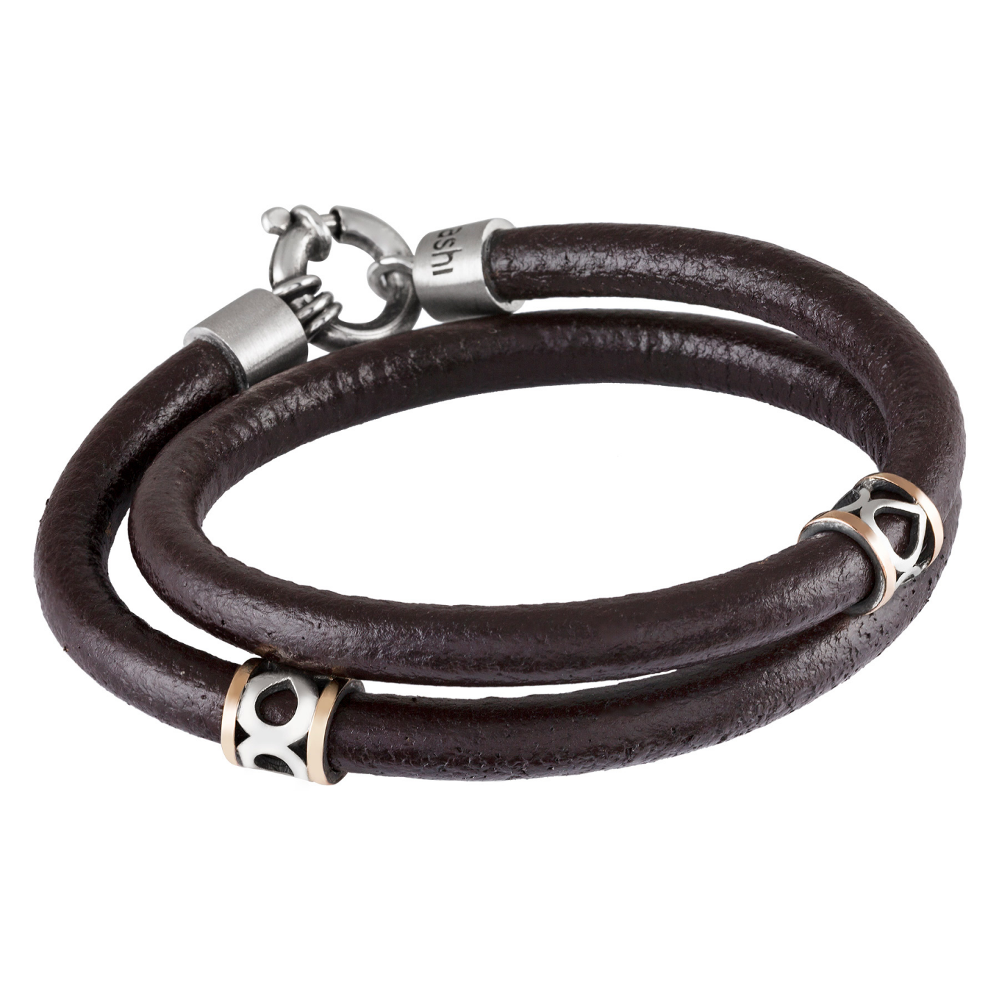 Pulseira TASHI Energies Leather