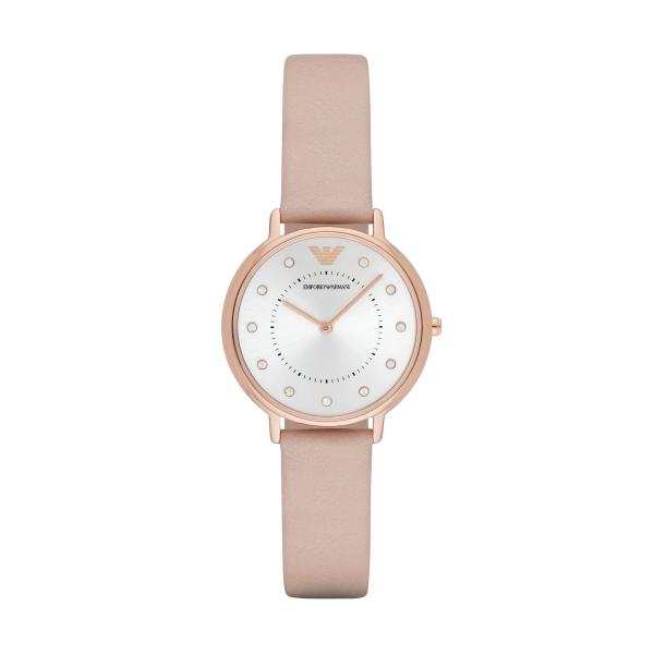 eb92111e7b6 Relógio EMPORIO ARMANI Bege AR2510 ...