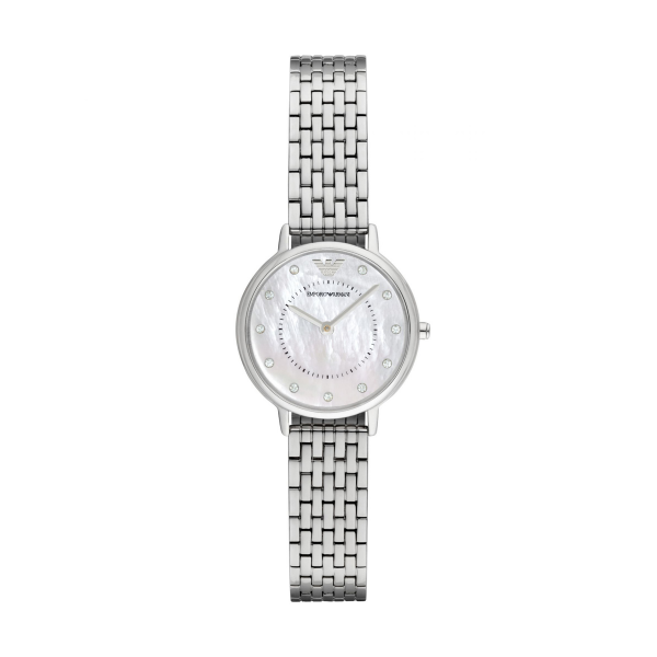 43c5132f2cb Relógio EMPORIO ARMANI Prateado AR2511 ...