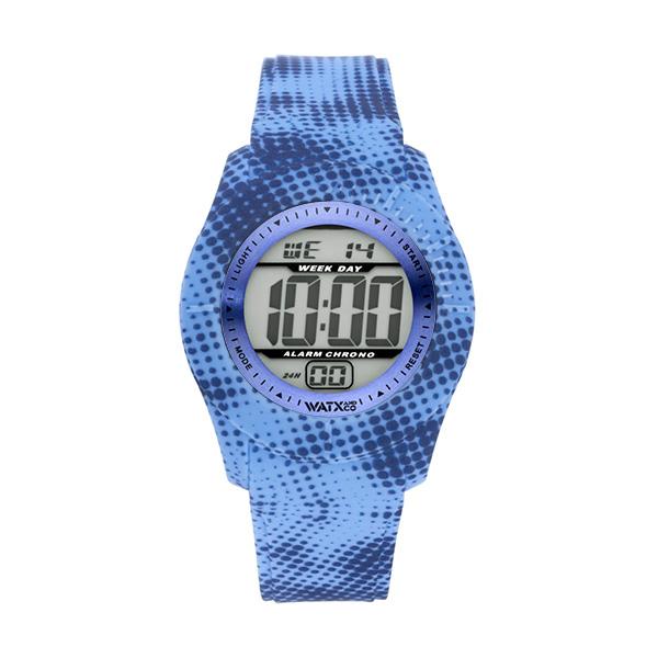 Bracelete WATX XS Smart Pixel Azul e Azul escuro COWA3558