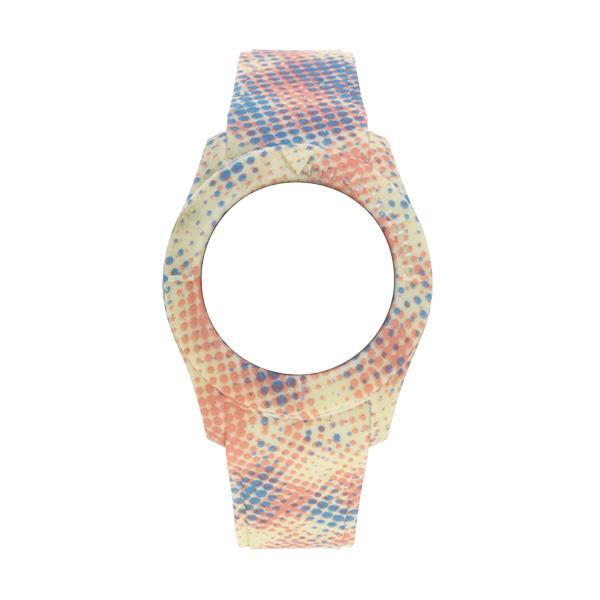 Bracelete WATX XS Smart Pixel  Amarelo, Azul e Coral COWA3559