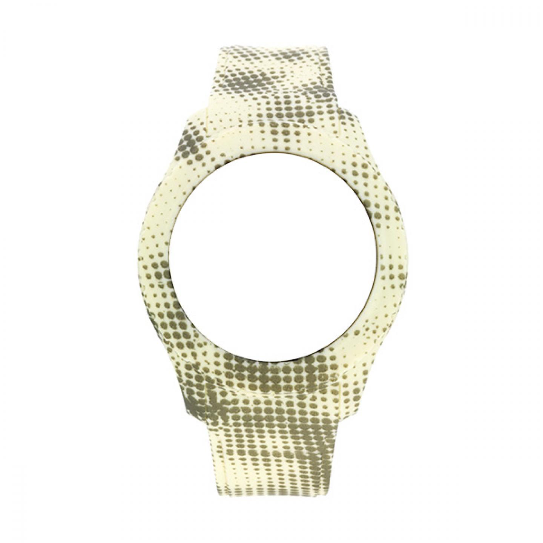Bracelete WATX XXL Smart Pixel Amarelo e Cinza