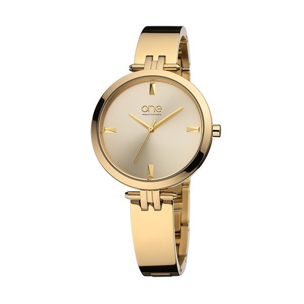 Relógio ONE Twist Dourado OL6729DD71L
