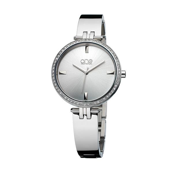 Relógio ONE Twist Prateado OL6729SC72L