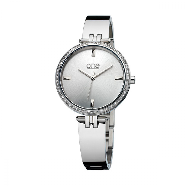 92350421d43 Relógio ONE Twist Prateado - OL6729SC72L
