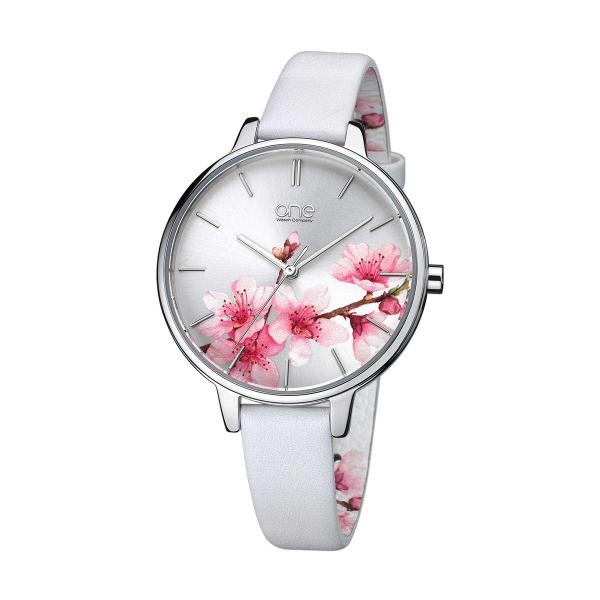 Relógio ONE  Blossom Branco OL0369FB81W