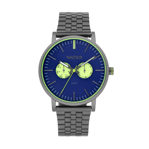 Bracelete WATX 44 Basic Prateada WXCO3703
