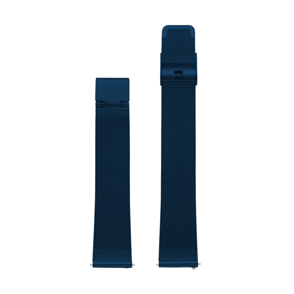 Bracelete WATX Mesh Psicotropical  Azul WXCO2006
