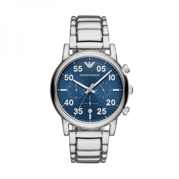3e591265e12 Relógio EMPORIO ARMANI Prateado AR11132 ...