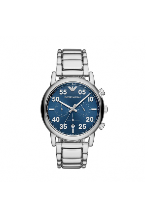 f7c1a6957fa Relógio EMPORIO ARMANI Prateado - AR1811