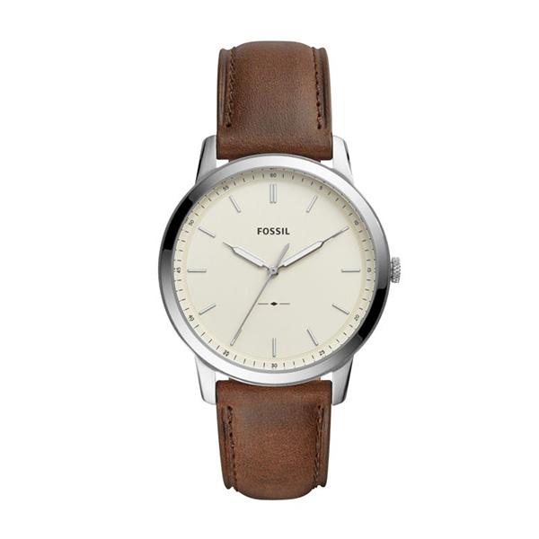 Relógio FOSSIL The Minimalist Castanho FS5439