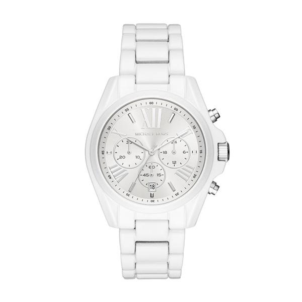 Relógio MICHAEL KORS Bradshaw Branco MK6585
