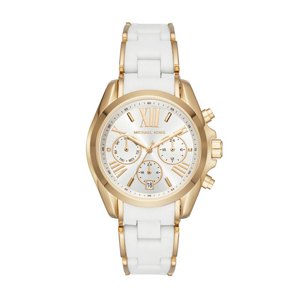 Relógio MICHAEL KORS Bradshaw Branco MK6578