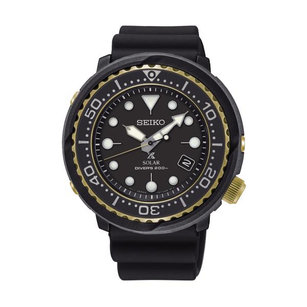 Relógio SEIKO Prospex Preto SNE498P1EST