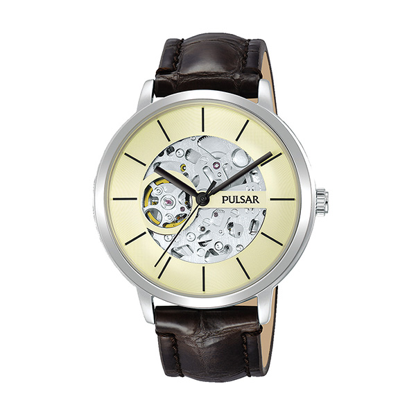 Relógio  PULSAR Business Castanho P8A005X1