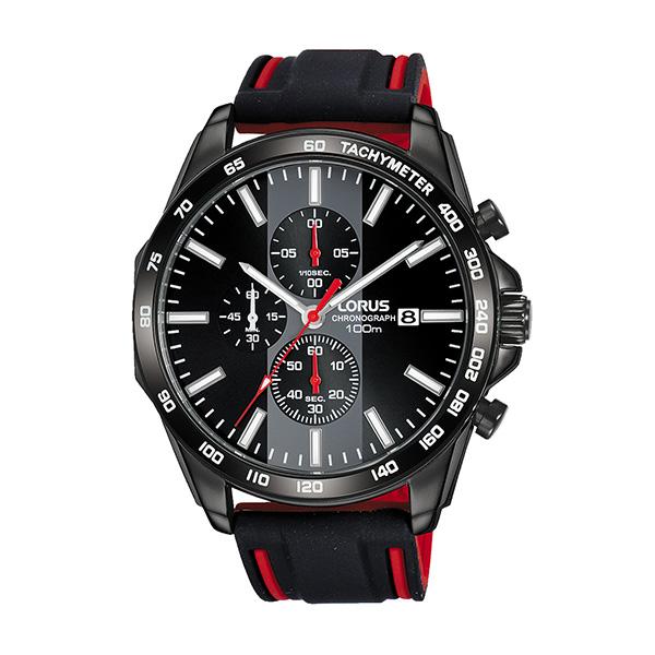 Relógio LORUS Sport Man Preto RM387EX9