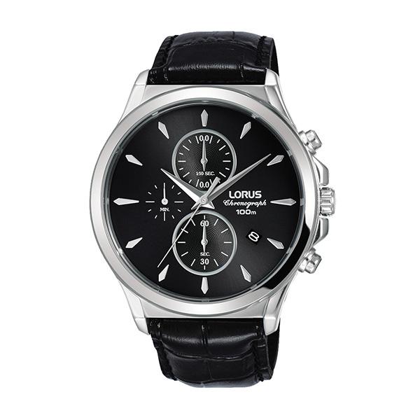 Relógio LORUS Classic Man Preto RM395EX8