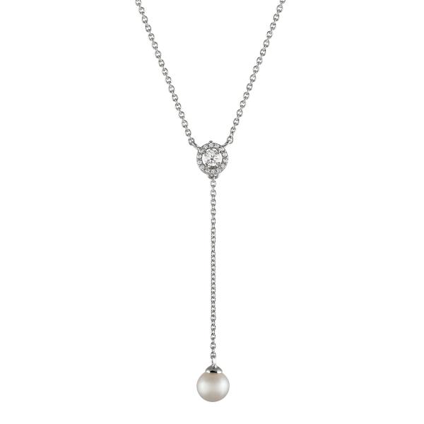 Colar BOW HAPPY Pearls BH.CL.1208.0013