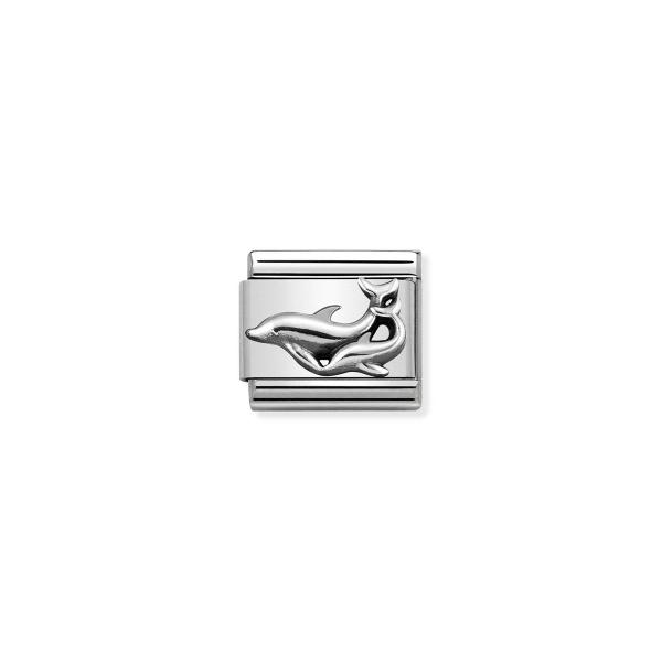 Charm Link NOMINATION Golfinho 330101-29