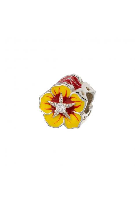 Conta SILVERADO Esmalte Desejos florais