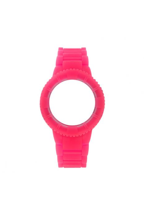 Bracelete WATX Silicone Original Glow Rosa